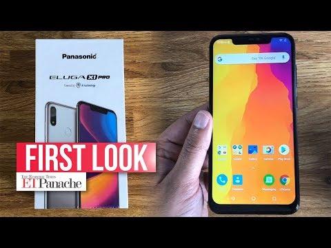 Panasonic Eluga X1 Pro : Unboxing & First Impression