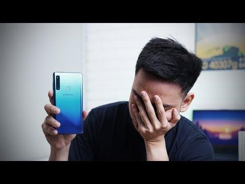 Harga Flagship, Kualitas Mid... Samsung Galaxy A9.