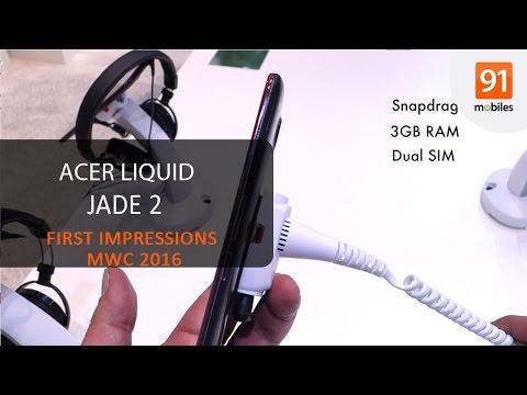 Acer Liquid Jade 2: First Look | Hands on