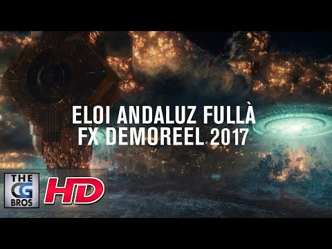 CGI & VFX Showreels: