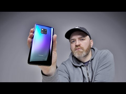 Is The Huawei Mate 20 Pro As Good As They Say?