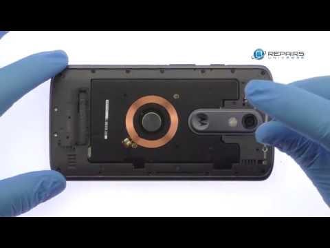 Motorola Droid Turbo 2 Take Apart Repair Guide - RepairsUniverse