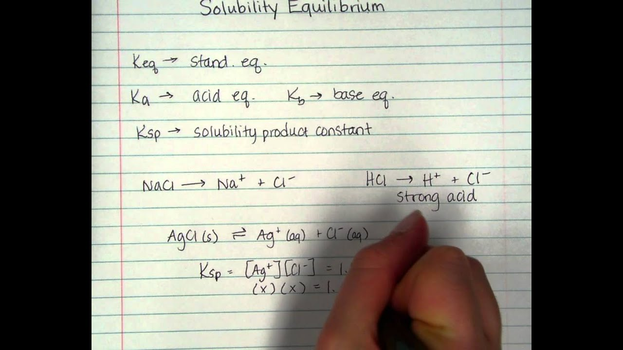 study of solubility equilibrium of khc4h4o6