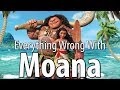 Everything Wrong With Moana In 15 Minute...