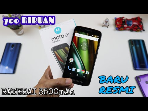 mumpung MURAH dan RESMI!! auto beli - MOTO E3 power indonesia