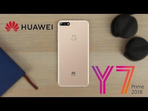 Huawei Y7 Prime 2018 review | كاميرتين وبصمة وجه وفلاش للسيلفي
