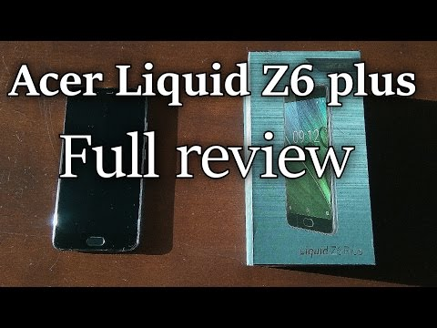 Acer Liquid Z6 Plus|Full review |Best budget phone!?