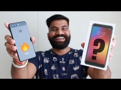 Lenovo K9 Unboxing & First Look - 4 Cameras and USB-C 🔥🔥🔥