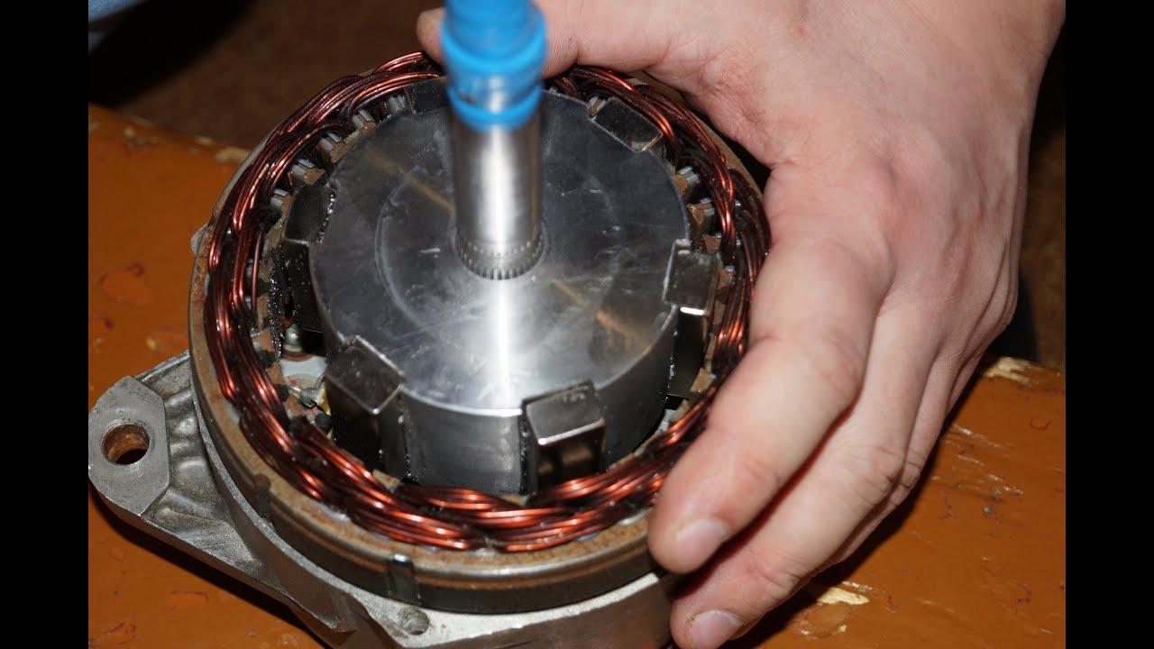 Ветрогенератор своими руками автомобильного генератора