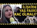 BİR İLİŞKİDEKİ İDEAL YAŞ ARALIĞ...