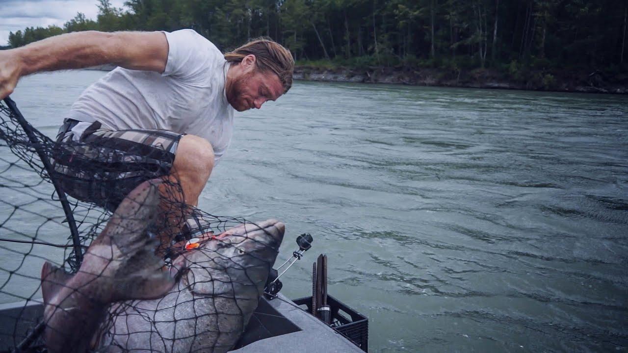 сезон экстремальной рыбалки 2014