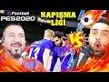 ÇEKİŞMELİ KAPIŞMA! | PES 2020 KAPI�...