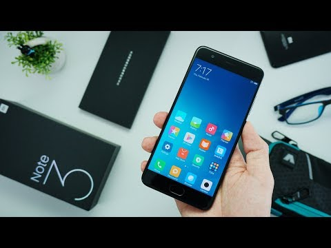 Unboxing Xiaomi Mi Note 3!
