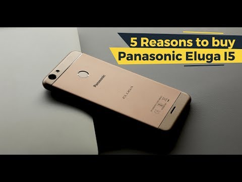 5 Reasons to buy Panasonic Eluga I5 | Pros of Panasonic Eluga I5