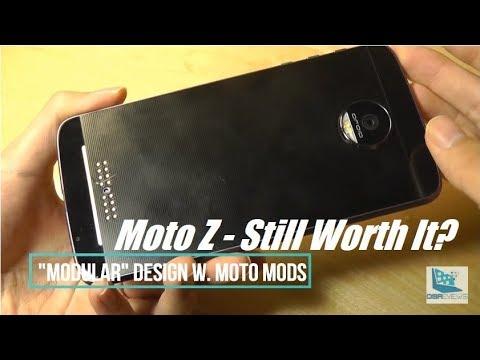 REVIEW: Motorola Moto Z / Force In 2019 - Still Worth It?