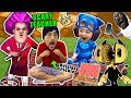 SCARY TEACHER GAME & the Invisible Picni...