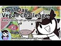 7 Day Vegan Challenge, baby (solves all ...