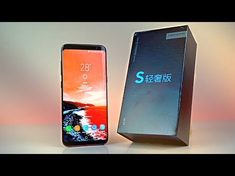 "Samsung Galaxy S Light Luxury ""S9 LITE"" - UNBOXING & FIRST LOOK!"