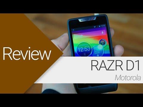 [Análisis] Motorola RAZR D1 (en español)