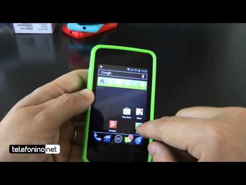 Vodafone Smart Mini videoreview da Telefonino.net