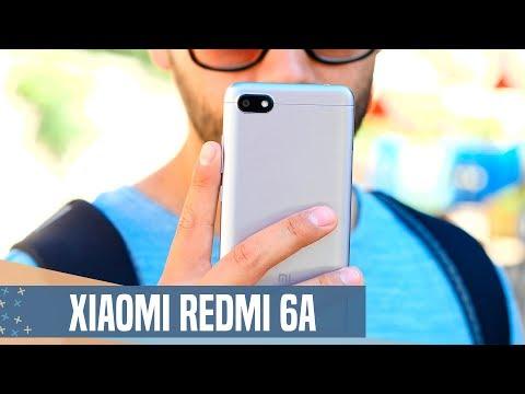 Xiaomi Redmi 6A, review: BARATO Sí, ¿Recomendable? No tanto...