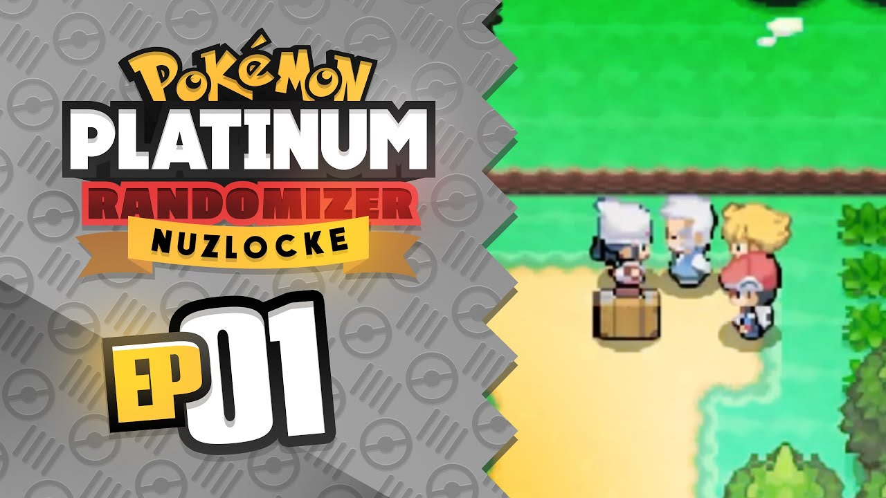 Pokemon platinum nuzlocke randomizer rom download