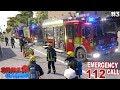 SMOKE ALARMS! - Emergency Call 112: Fire...