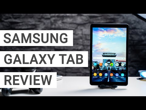 Samsung Galaxy Tab A 10.5 Review: Everything You Need To Know