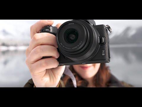 Nikon Z50 Mirrorless VS. Nikon D7500 DSLR