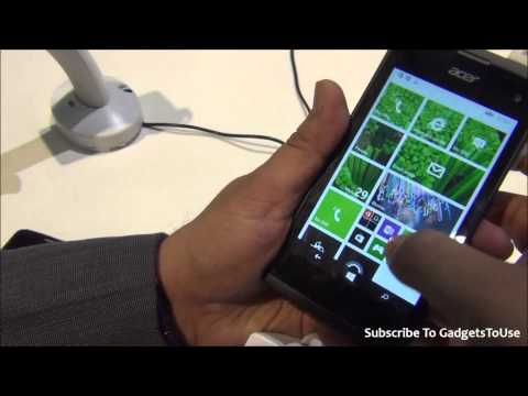 Acer Liquid M220 Hands on Review, Camera, Features, Comparison and Overview at MWC 2015