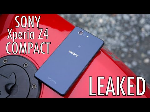 Sony Xperia Z4 Compact Leaked - Specs & Features!