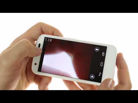 Motorola Moto G 4G: user interface