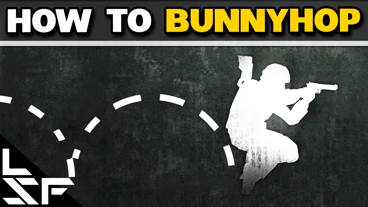 How to bunnyhop on csgo как вывести скины с csgocasino