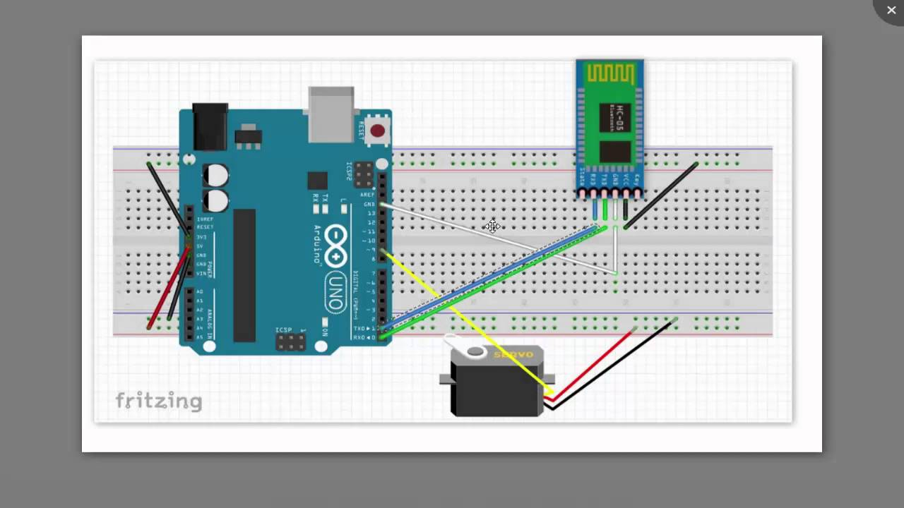 control arduino with android app element14 Arduino