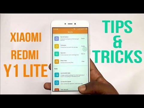 Redmi Y1 lite tips and tricks | Hidden features of redmi Y1 lite|