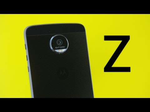 Moto Z/Force Review!