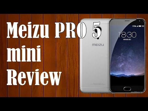 Meizu Pro 5 Mini Review| Features And Specifications | 16Mp Camera