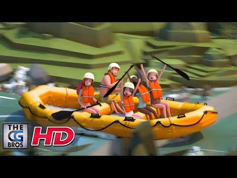 CGI 3D Spot & Breakdown: