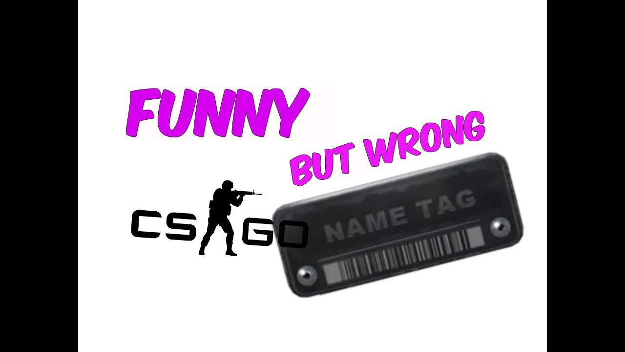 Cs go can you change name tags как установить чит для кс го