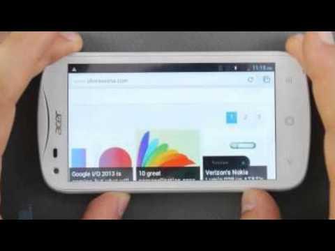 Acer Liquid E2 Review (No Hands-On)