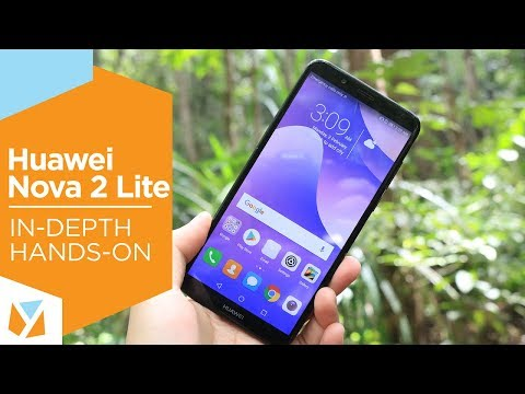Huawei Nova 2 Lite Hands-on