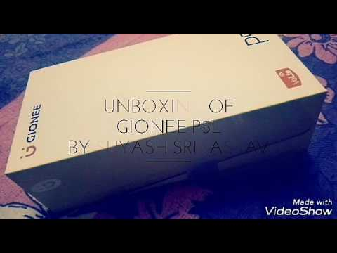 Gionee p5l | unboxing | review by suyash srivastav..